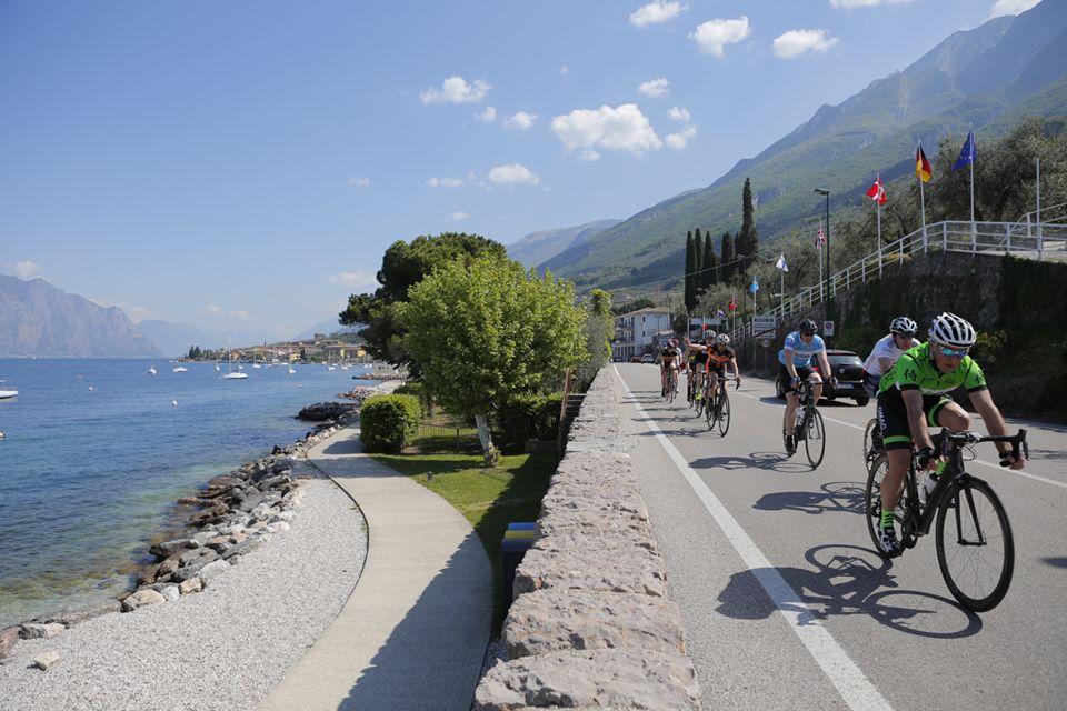 Colnago Cycling Festival 2017: il giro del lago in bici