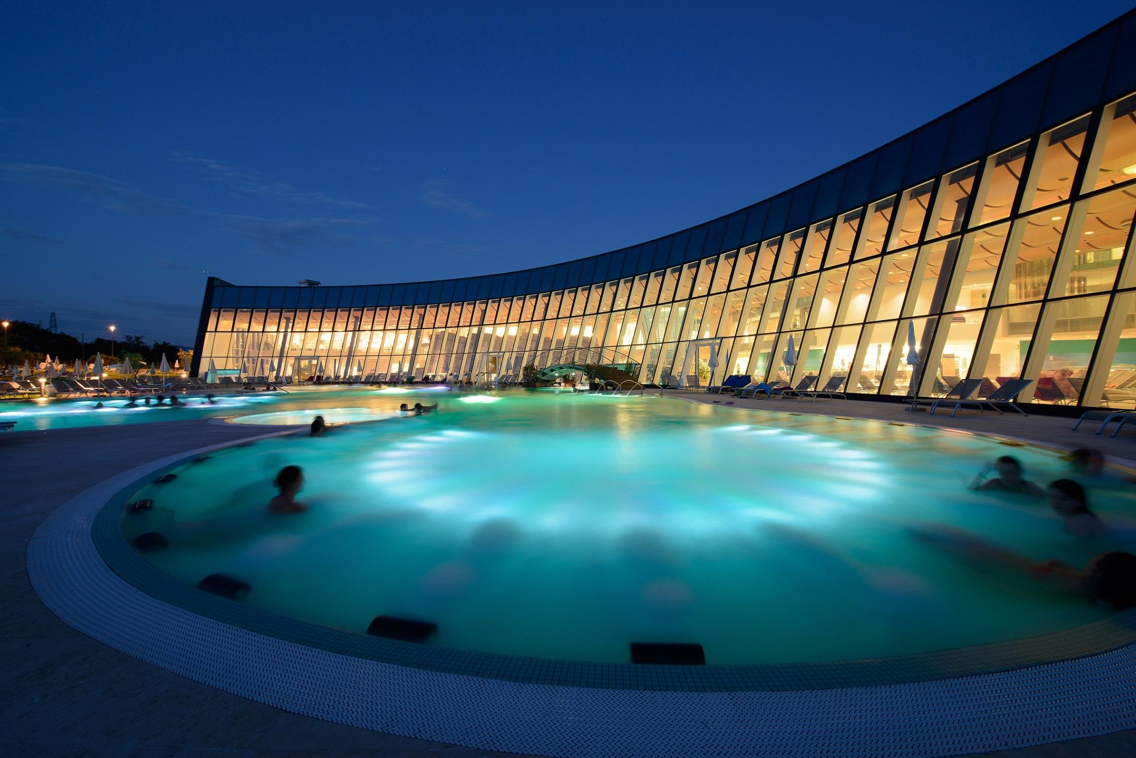 Acquagardens: il moderno parco termale vicino a noi